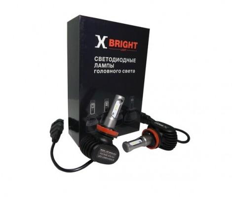 Светодиодная Лампа X-BRIGHT S1 CSP H11