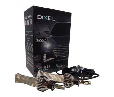Светодиодные лампы Dixel G6 H3 - 5000K
