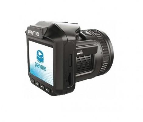 видеорегистратор с антирадаром и GPS Playme P450 TETRA