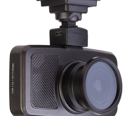 видеорегистратор с оповещением о камерах TrendVision TDR-718GP