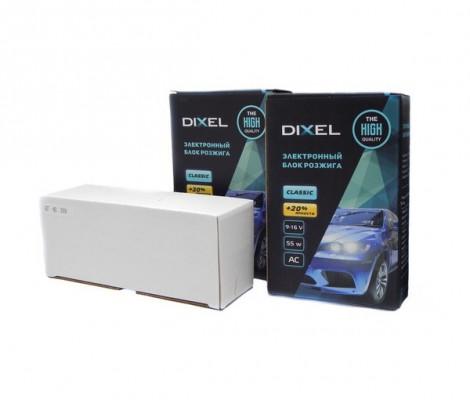 Комплект ксенонового света Dixel Classic 55W