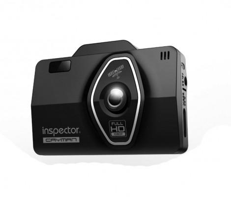 видеорегистратор с антирадаром и GPS Inspector Cayman