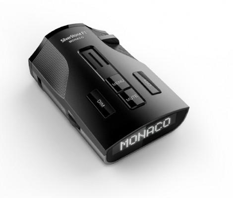 радар-детектор с GPS SilverStone F1 Monaco