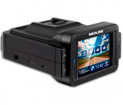 видеорегистратор с радаром и GPS Neоline X-COP 9000