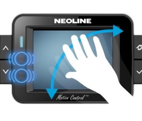 видеорегистратор с радаром и GPS Neоline X-COP 9100