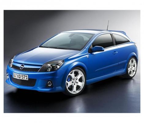 Съемная тонировка Opel Astra H
