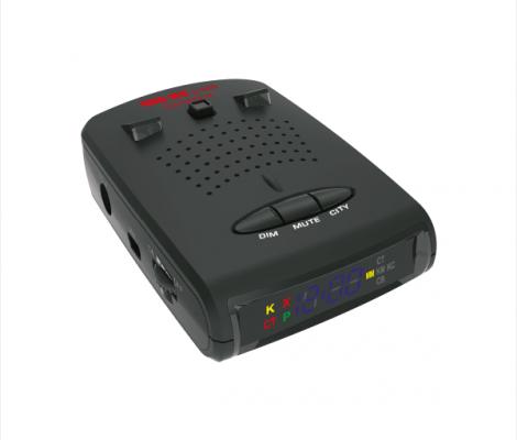 сигнатурный радар-детектор с GPS Sho-Me G-600 Signature