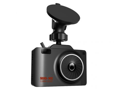 видеорегистратор с радаром и GPS Sho-Me Combo SMART