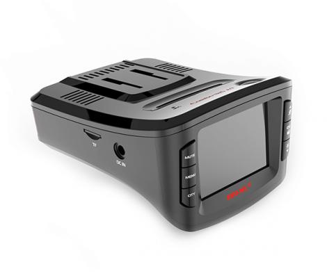 видеорегистратор c радаром и GPS Sho-Me Combo №5 А7