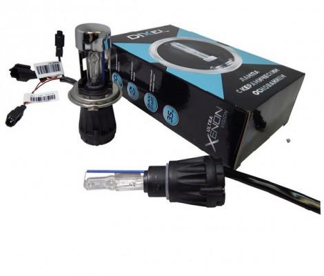 Лампа би-ксеноновая DIXEL UXV CERAMICK +30%; H4 HI/LO