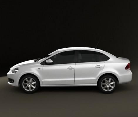 Съемная тонировка Volkswagen Polo