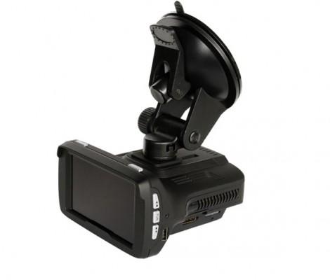 Видеорегистратор с антирадаром и GPS Subini STR XT-8