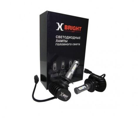 Светодиодная Лампа X-BRIGHT S1 CSP H7