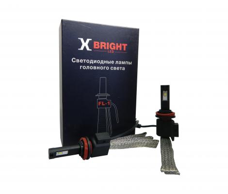 Светодиодные Лампы X-BRIGHT FL1 CSP H11