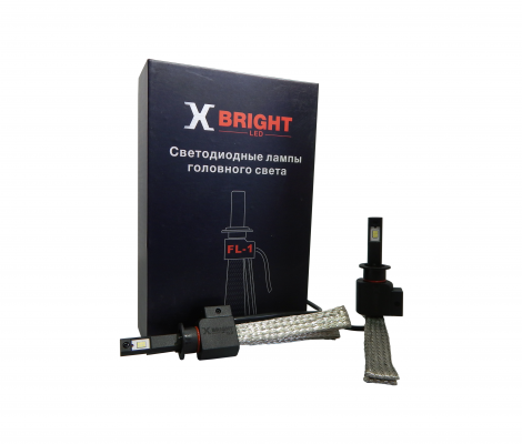 Светодиодные Лампы X-BRIGHT FL1 CSP H1