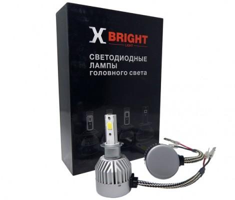 Светодиодные лампы X-Bright C9+3 WF H3 5000K