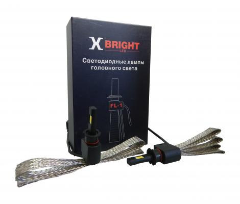 Светодиодные Лампы X-BRIGHT FL1 COB H3
