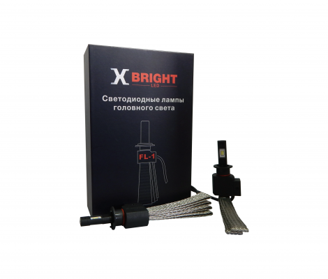 Светодиодные Лампы X-BRIGHT FL1 CSP H3