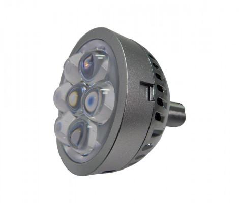 Светодиодный модуль дальнего света DIXEL + ДХО (Паучий глаз)