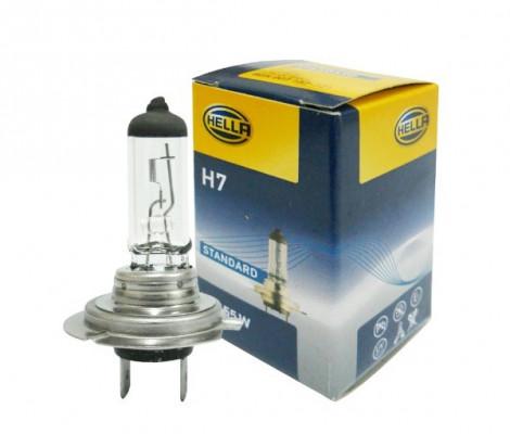 Галогеновые лампы Hella H7 70W