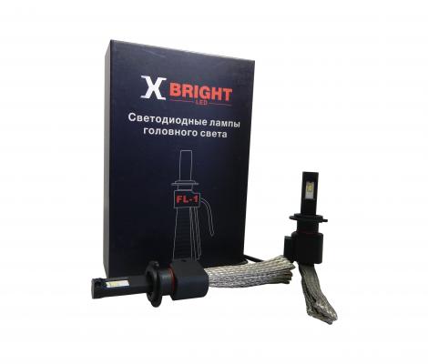 Светодиодные Лампы X-BRIGHT FL1 CSP H7