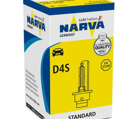 Лампа ксеноновая NARVA D4S 42V-35W