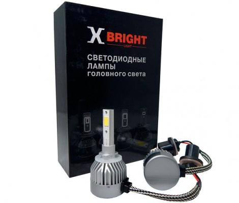 Светодиодные лампы X-Bright C9+3 WF H27 5000K