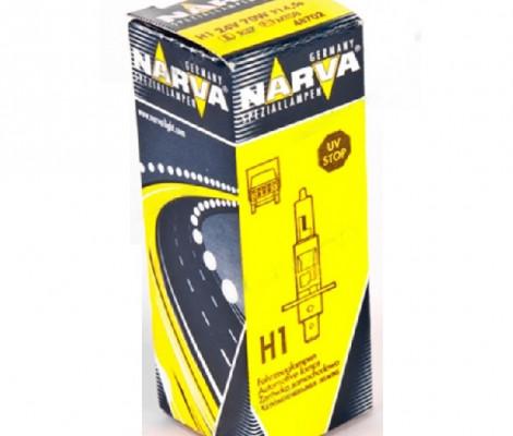 Галогеновые лампы Narva H1 Long Life