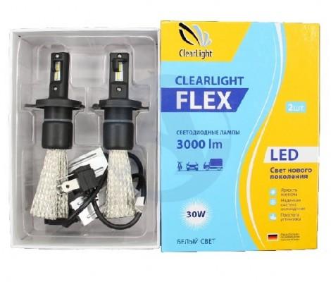 Светодиодные лампы ClearLight H4