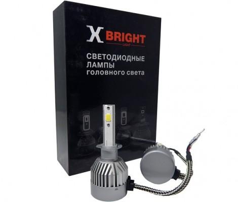 Светодиодные лампы X-Bright C9+3 WF H1 5000K