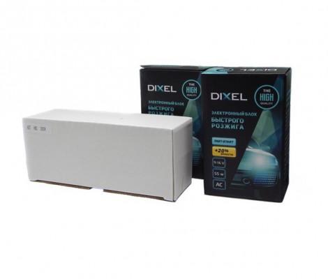 Комплект ксенонового света Dixel PREMIUM FAST-START 12V 55W AC