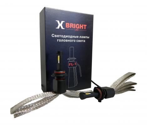Светодиодные Лампы X-BRIGHT FL1 COB HВ4