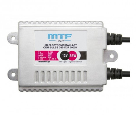Блок розжига MTF Light D3