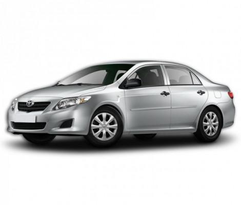 Съемная тонировка Toyota Corolla 07-13