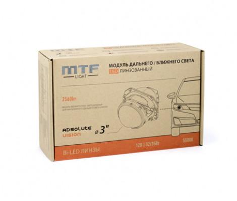 Светодиодный би-модуль MTF Absolute Vision LED 3″