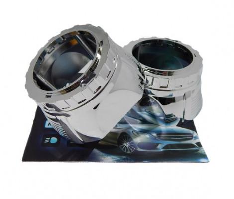 Маска для Линз G5/G6/G7 MORIMOTO MINI H1 2.5 дюйма под А.Г. - №2