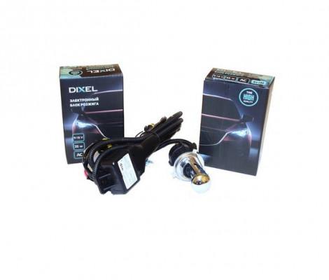 Комплект би ксенонового света Dixel Slim AC 9-16V 35W Н4