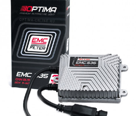 Блок розжига Optima Premium EMC-635 Can Bus 9-32V 35W