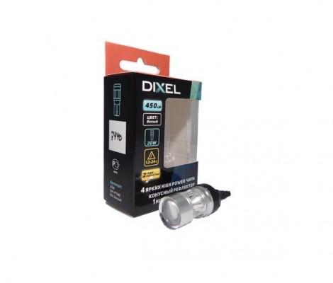 Светодиодная лампа DIXEL (W21W) T20 (7440)
