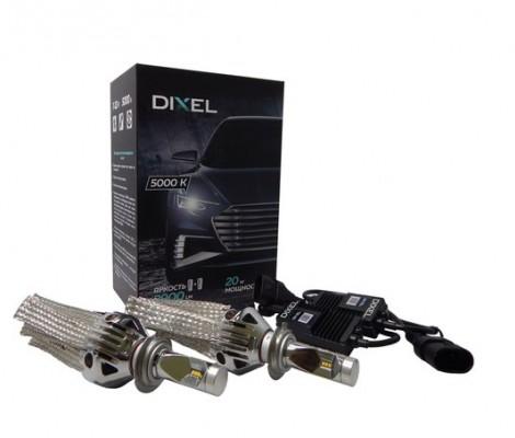 Светодиодные лампы Dixel G6 H7 - 5000K