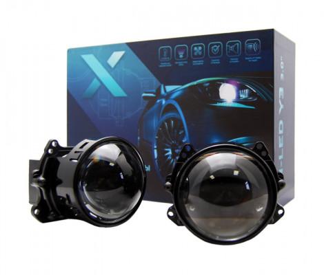 Светодиодный би-модуль X-LED Y3 3.0 5000K