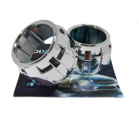 Маска для Линз G5/G6/G7 MORIMOTO MINI H1 2.5 дюйма - №100