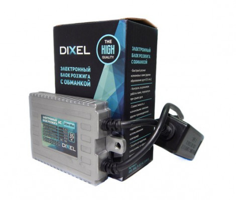 Блок розжига Dixel FF3-2CanBus AC 12V 35W