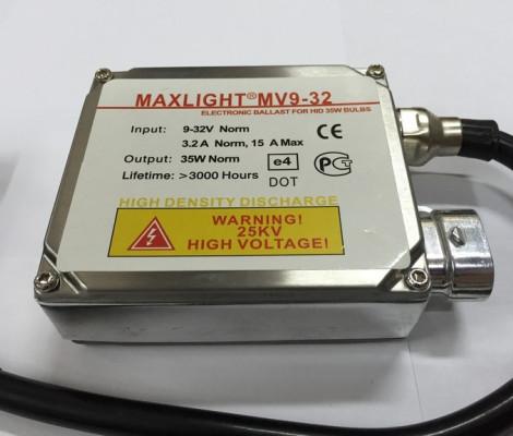 Блок розжига Maxlight 9-32V 35W AC