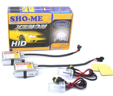 Комплект ксенона Sho-Me AC с лампами металл