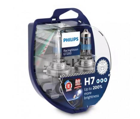 Лампа галогенная PHILIPS Racing Vision GT200