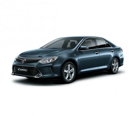 Съемная тонировка Toyota Camry
