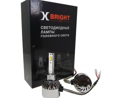 СВЕТОДИОДНЫЕ ЛАМПЫ X-BRIGHT C9+2 CSP H1 5000K