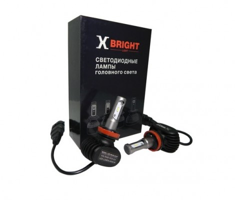 Светодиодная Лампа X-BRIGHT S2 CSP H11