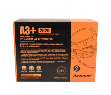 Светодиодный би-модуль Aozoom A3+ Bi-Led 2020
